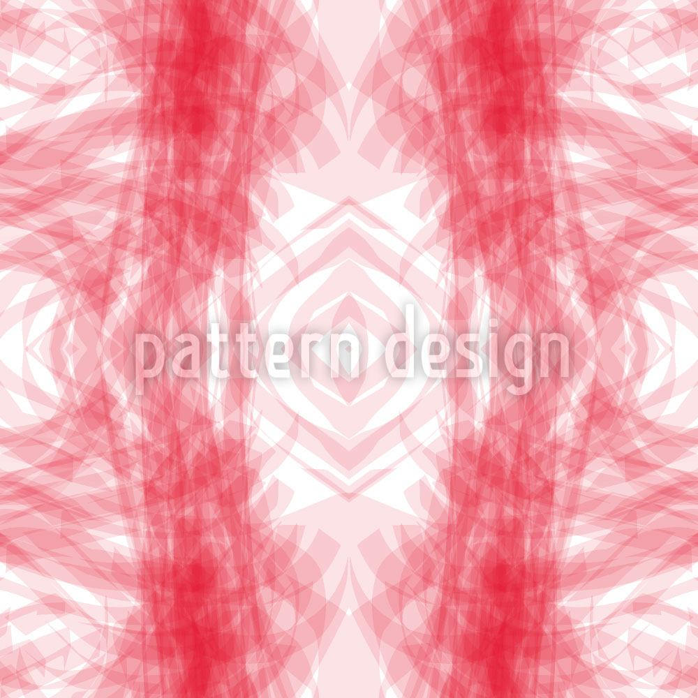 Pattern Wallpaper I Dreamed Of Red