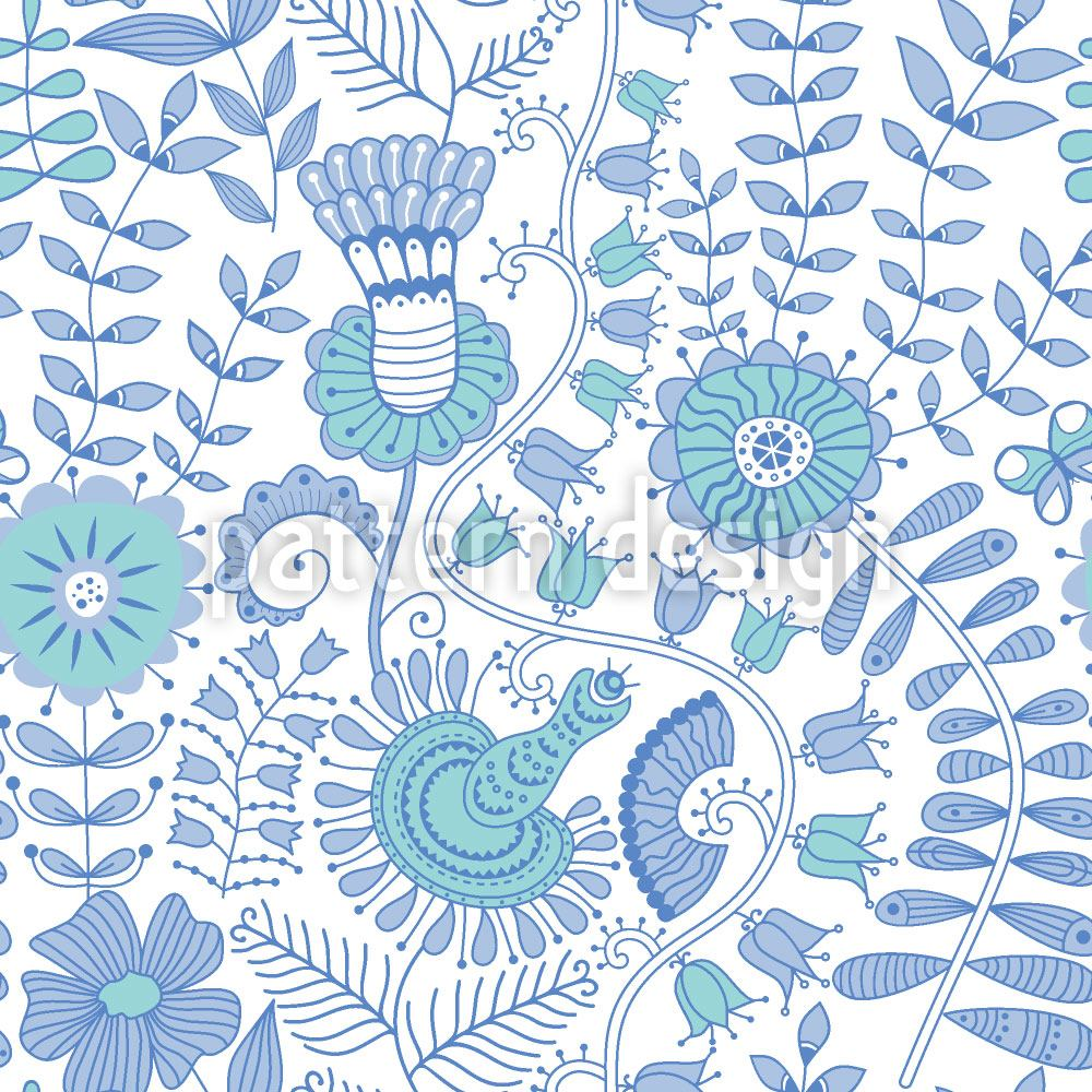 Pattern Wallpaper Paradiso Mio