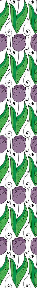 Pattern Wallpaper Tulipe