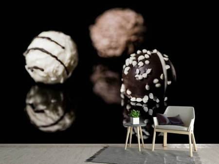 Photo Wallpaper Truffle chocolates