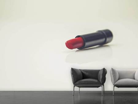 Photo Wallpaper The lipstick