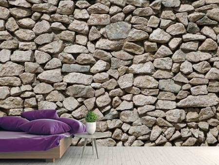 Photo Wallpaper Stone craft