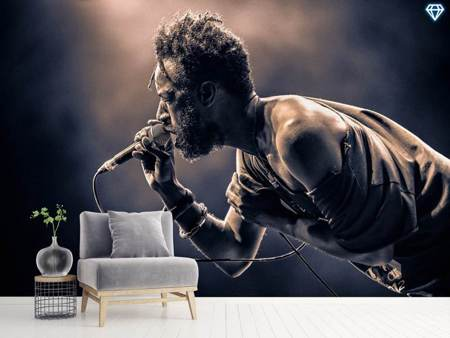 Photo Wallpaper Saul Williams