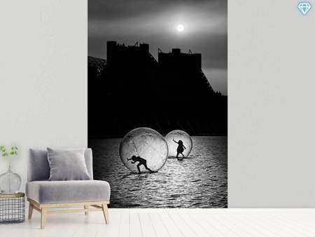 Photo Wallpaper Games In A Bubble