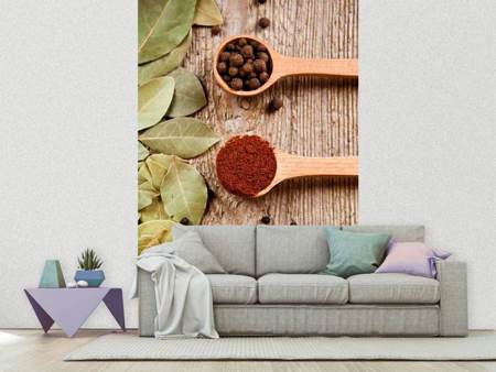 Photo Wallpaper Peppercorns