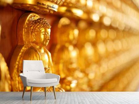 Photo Wallpaper Buddha