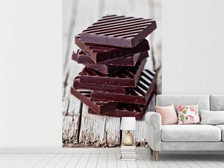Photo Wallpaper Chocolate